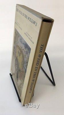 1940 HERITAGE PRESS LIMITED EDITIONS CLUB Wind in the Willows by Grahame Rackham
