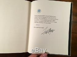1980 THE GREAT GATSBY by F. Scott Fitzgerald Limited Editions Club Signed