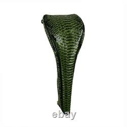 #1 Snake Jumbo Driver Headcover Limited Edition Golf Club Oversize OS Head Cover