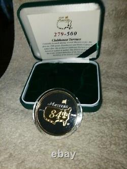 2020 Masters Limited Edition Coin, Augusta National Golf Club FREE SHIPPING