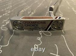 2021 Scotty Cameron Limited Edition Champions Choice Newport 2 35 inches