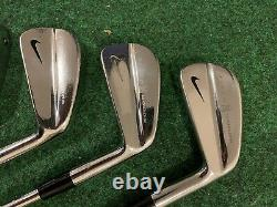 3-PW Nike Tiger Woods TW Limited Edition Irons DG x100 x-stiff Only 2004 Made