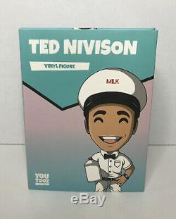 4 Lunch Club Youtooz Figures LOT! SOLD OUT LIMITED EDITION