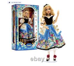 Alice in Wonderland by Mary Blair Limited Edition Doll 16 1/2'' Pre-Order
