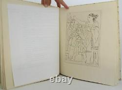 Aristophanes / LIMITED EDITIONS CLUB Lysistrata Signed 1934 #1907201