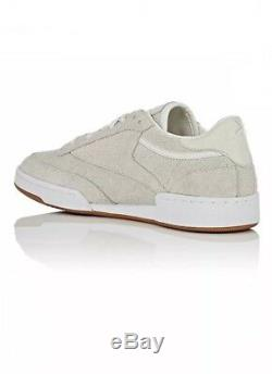Barneys New York X Reebok Club C 85 Suede Sneakers Lim Ed Size 12 $136.00