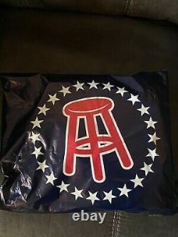 Barstool Sports Limited Edition Overs Club Jacket SIZE LARGE