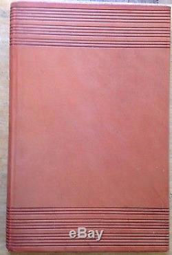 Batoula by René Maran Limited Editions Club 1932 #287 1st Edition Illus. Signed