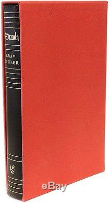 Bram STOKER Dracula Limited Editions Club SIGNED BY THE ILLUSTRATOR