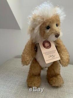 Charlie Bears Braveheart Lion Limited Edition Best Friend Club Bear