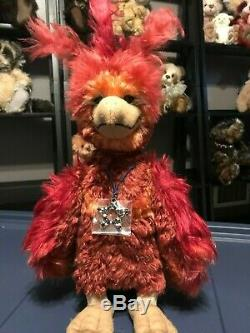 Charlie Bears Sparks, Limited Edition of 130 Worldwide, Best Friends Club 2019