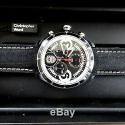 Christopher Ward C70 Historic Racing Club Watch-rare/limited Edition-new Boxed