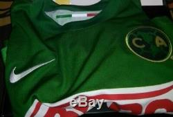 Club America Limited Edition Green Attack Jersey Fifa World Cup Russia 18 Mexico