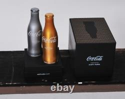 Coca-Cola Club Coke Daft Punk Limited Edition Bottles from France 2011