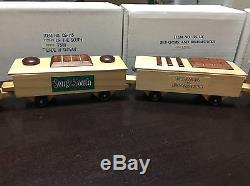 Disney Fossil Collectors Club, Limited Edition Watch Set Walt's Train Complete