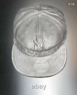 Daniel arsham crystal Relic 001 Limited Edition Hat Confirmed Order
