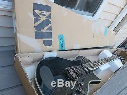 ESP LTD Deluxe EC-1000FR Electric Guitar Absolute MINT Condition, Home use ONLY
