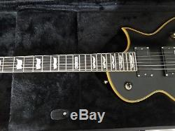 ESP LTD EC-1000 VB Eclipse Deluxe Electric Guitar with Hard Shell Case