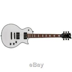 ESP LTD EC-256 Snow White SW Electric Guitar + Free Gig Bag EC 256 EC256
