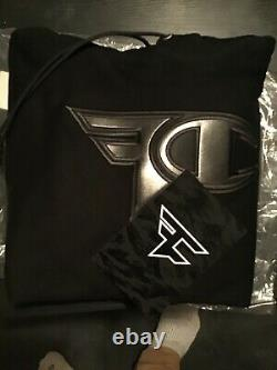 Faze clan x Champion hoodie size L Limited Edition Black Ops (Confirmed Order)