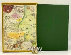 Folio Society CHRONICLES OF NARNIA C. S. Lewis Collectors LIMITED Edition 6 of 7