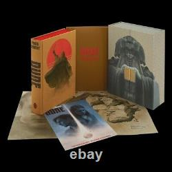 Folio Society DUNE Signed + Numbered Limited Edition (2020) 116/500