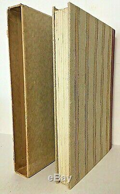 Frankenstein or The Modern Prometheus by Mary Shelley Limited Editions Club 1934