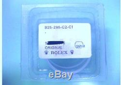 Genuine Rolex Sapphire Crystal B25-295C LEC Submariners Yachtmaster GMT
