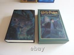 HARRY POTTER DELUXE ED Order Of Phoenix / Half-Blood Prince / Deathly Hallows