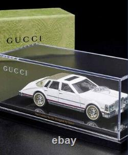 HOT WHEELS GUCCI X CADILLAC SEVILLE 100th ANNIVERSARY LIMITED EDITION PRE-ORDER