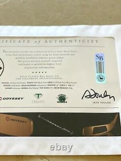 Happy Gilmore x Odyssey Small Batch Putter- Limited Edition 1 of 25 RARE