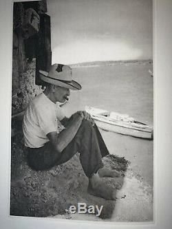Hemingway LEC Old Man and the Sea 1990 #49 of 600 Eisenstaedt Photography Signed