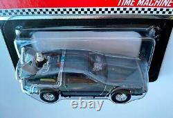 Hot Wheels Red Line Club Back to the Future DeLorean Time Machine #02696/03300