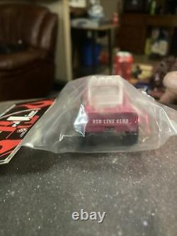 Hot Wheels Redline Club Pink Party 70 Dodge Power Wagon Convention Member Car