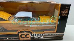 Jada Collector's Club Limited Edition 1960 Chevy Impala 124 Orange CC