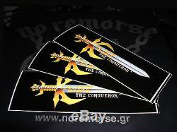 KRYST THE CONQUEROR Deliver Us From Evil ORG Ltd X-Mas Fan Club Package