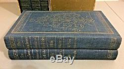 King James Bible Limited Editions Club Five Volumes Scarce HC with Two Slipcases