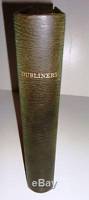 Limited Editions Club Dubliners James Joyce Photos By R. Ballagh Out Of Series