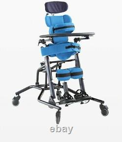 Leckey Squiggles Multi-Position Adjustable Pediatric Stander Ages 1-5 Preowned