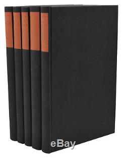 Les Miserables by Victor Hugo SIGNED by LYND WARD 1938 Limited Editions Club
