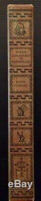Lewis Carroll / LIMITED EDITIONS CLUB Alice's Adventures in Wonderland 1932