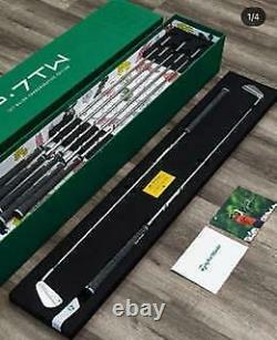 Limited Edition TaylorMade Tiger Woods Masters Commemorative Iron Set P-7TW #27