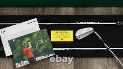 Limited Edition TaylorMade Tiger Woods Masters Commemorative Iron Set P-7TW 3-PW
