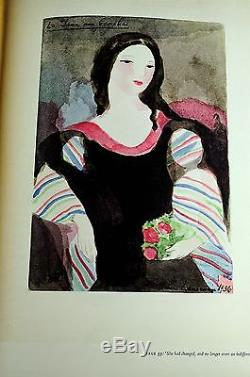 Limited Editions Club Camille. Alexandre Dumas, Fils 1937 Marie Laurencin Signed
