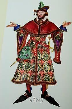 Limited Editions Club Canterbury Tales Chaucer Arthur Szyk Signed Illustrated