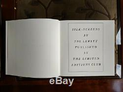 Limited Editions Club Ficciones by Jorge Luis Borges 50/1500 Signed 1984