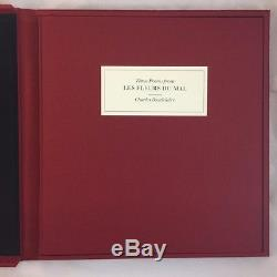 Limited Editions Club Les Fleurs Du Mal Charles Baudelaire Henry Cartier-Bresson