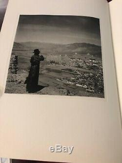 Limited Editions Club Seven Years In Tibet Autographed Book Rare 173/300 + Maps