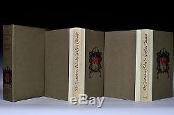 Limited Editions Club The Canterbury Tales Geoffrey Chaucer LEC 1934 Illustrated