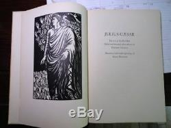 Limited editions club books. The set of 37 vols of LEC Shakespeare, 1939-1940